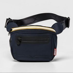 Hunter for Target RARE Navy Bum Bag Fanny Pack